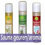 Saunageuren - Opgietmiddelen
